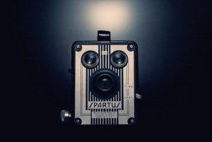 Profesjonalna kamera dla sportowców