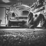 Szybka wymiana oleju w samochodzie