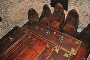 Zakup rozkładanej ławy