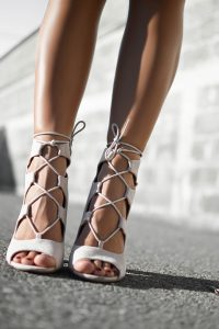 Długie spacery w wygodnych sandałach
