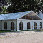 Modułowe hale namiotowe na wynajem