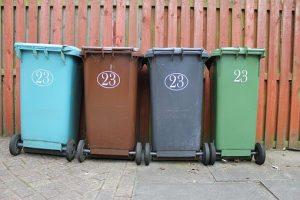 W Łodzi kontenery są regularnie opróżniane