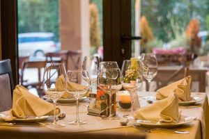 Staropolska restauracja w Kudowie Zdroju