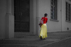 Duża torba dla kobiety