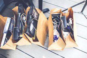W Warszawie można zamówić reklamowe torby