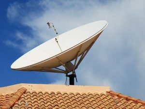 Fachowa instalacja anteny satelitarnej