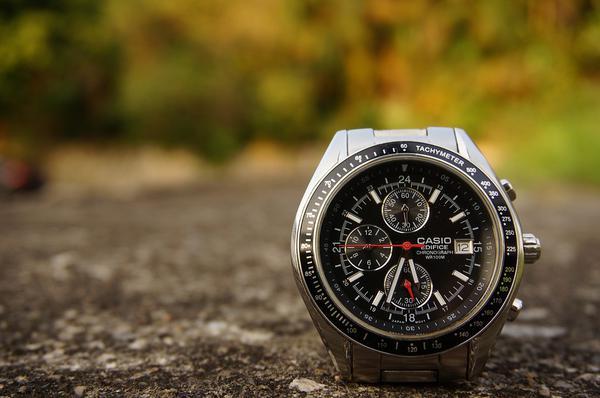 Stylowy zegarek ze sklepu internetowego
