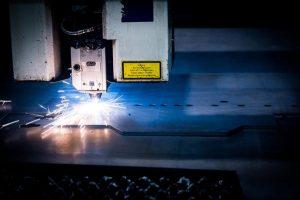 Proces cięcia na automatycznych wycinarkach plazmowych