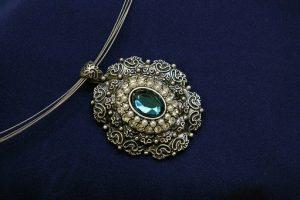 Biżuteria z turkusami