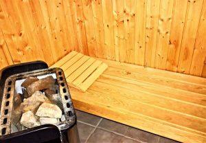Budowanie sauny z drewna